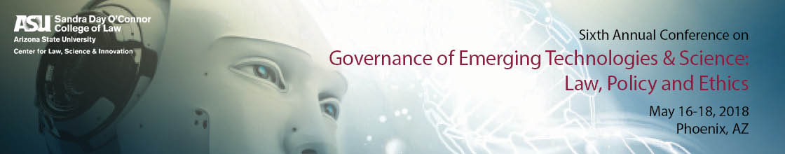 Governance of Emerging Technologies