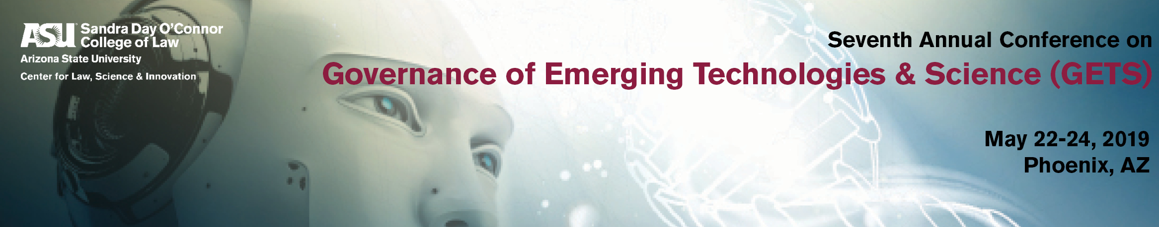 2018 Governance of Emerging Technologies and Science Law, Policy, and Ethics